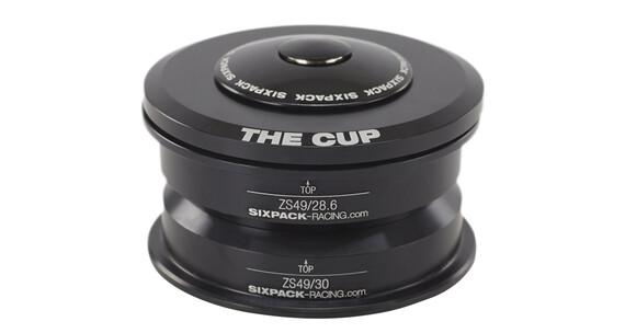 Sixpack The Cup Steuersatz ZS49/28.6 I ZS49/30 black
